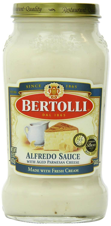 Bertolli Alfredo Sauce