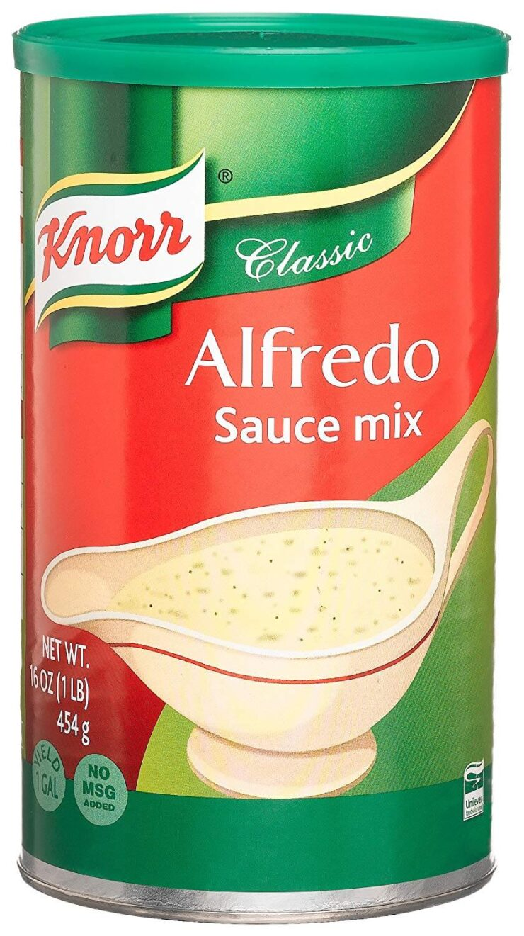 Knorr Alfredo Pasta Sauce Mix