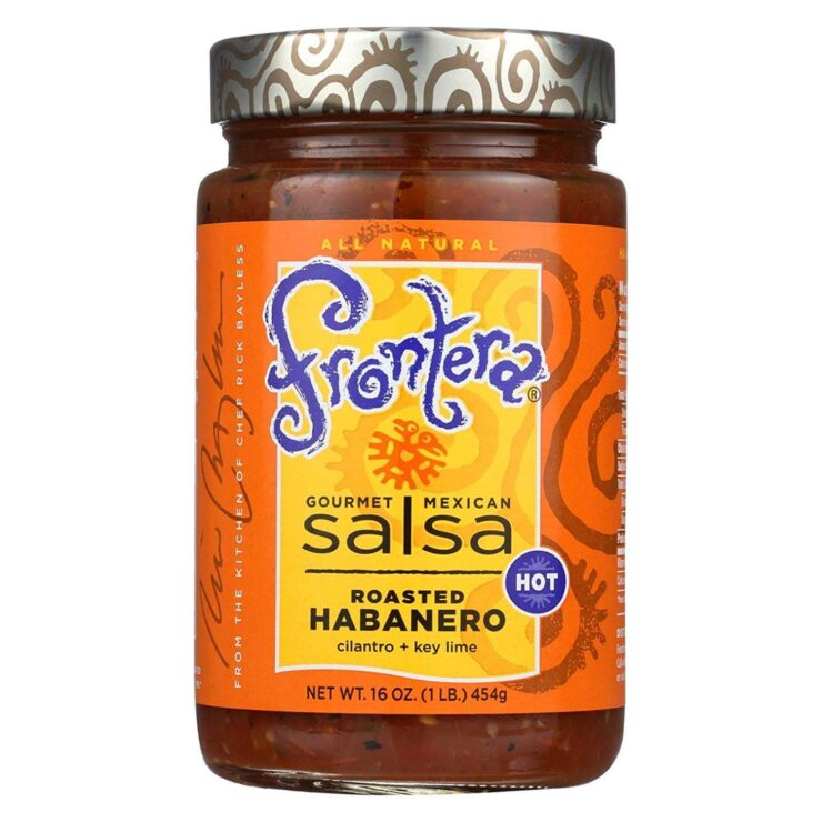 Frontera Foods Very Hot Habanero Salsa
