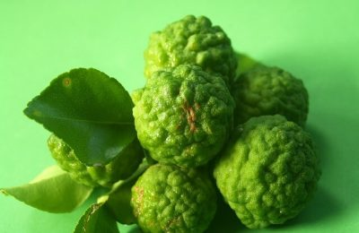 kaffir lime leaves substitute