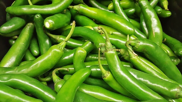 serrano pepper substitute