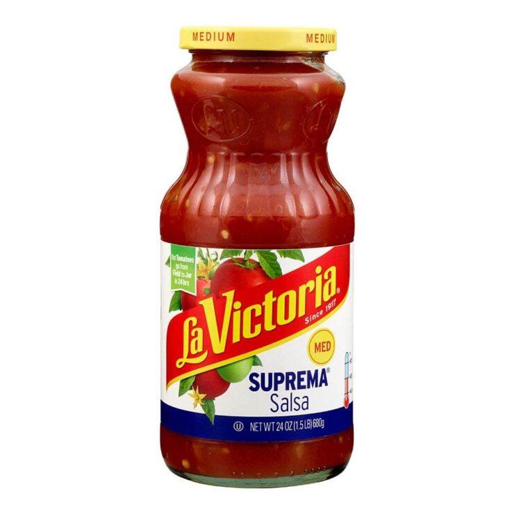 La Victoria Suprema Salsa