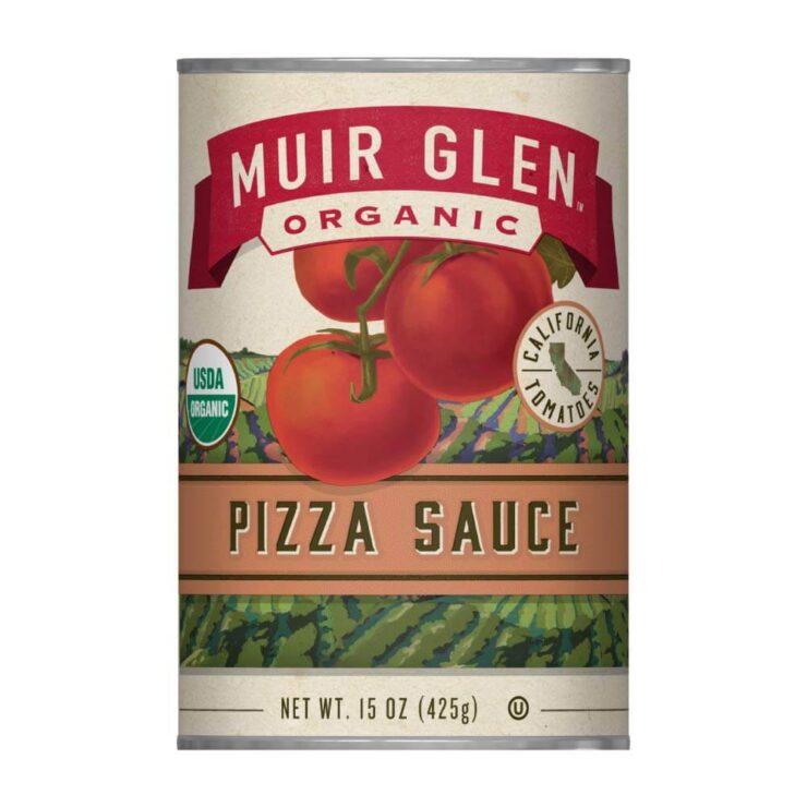 Muir Glen Organic Pizza Sauce