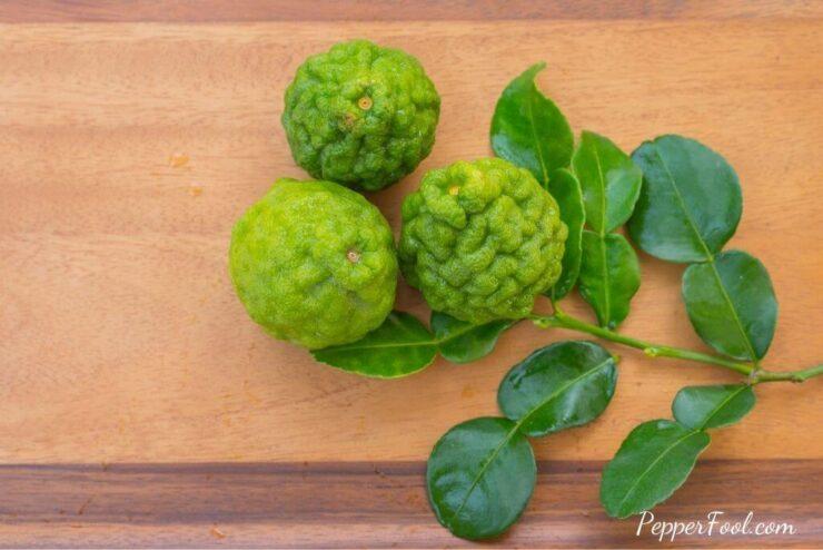 Substitute For Kaffir Lime Leaves