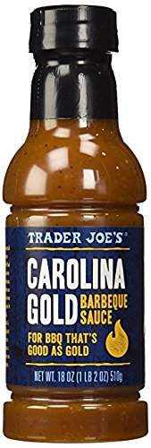 Trader Joe's Carolina Gold Barbeque Sauce