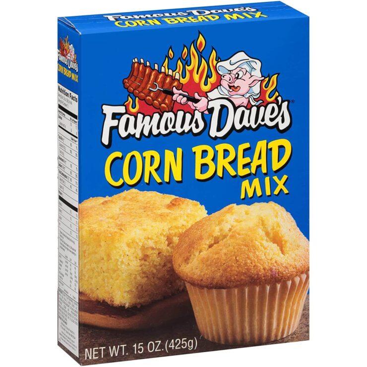 Famous Dave's Cornbread Mix