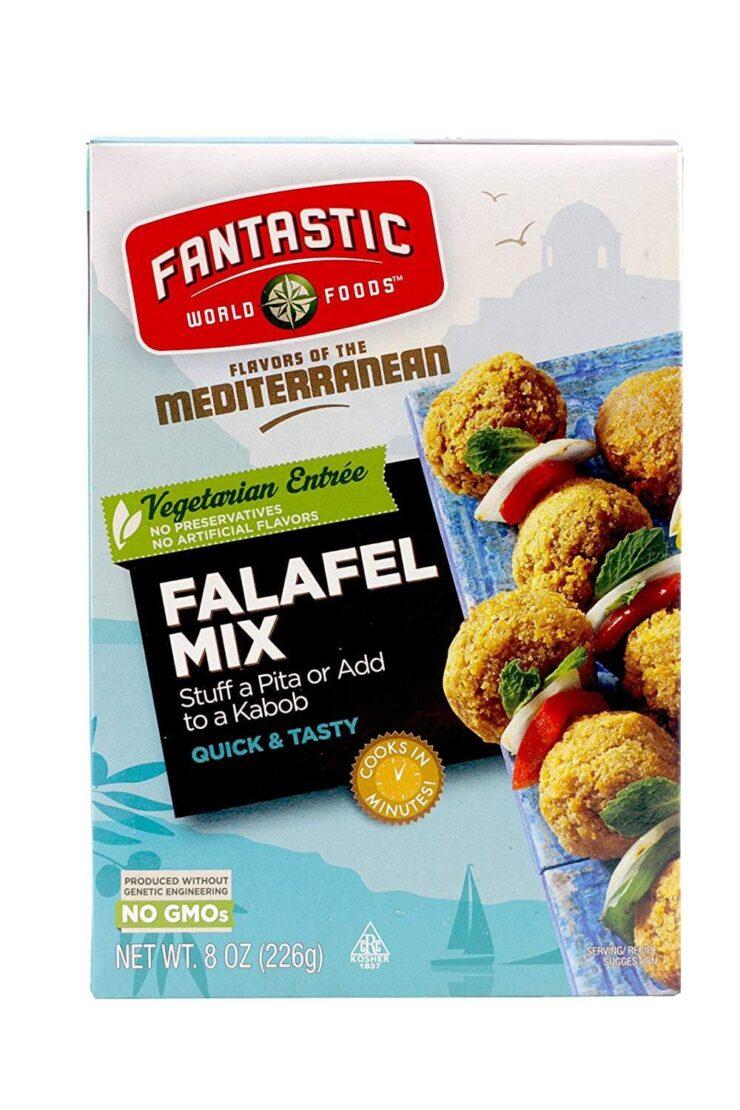 Fantastic World Foods Falafel Mix