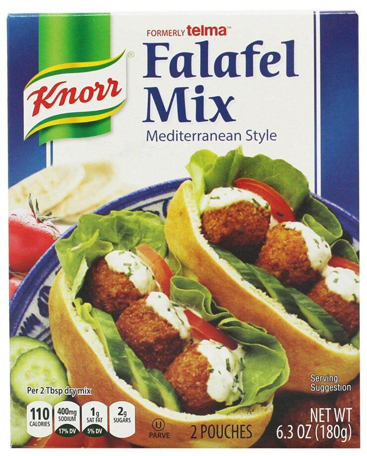 Knorr Falafel Mix - Mediterranean Style
