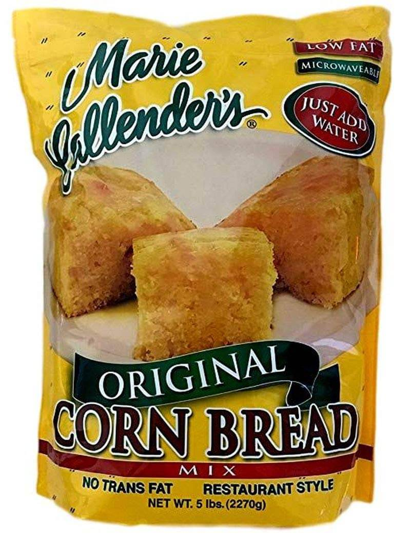 Marie Chandler's Original Cornbread Mix
