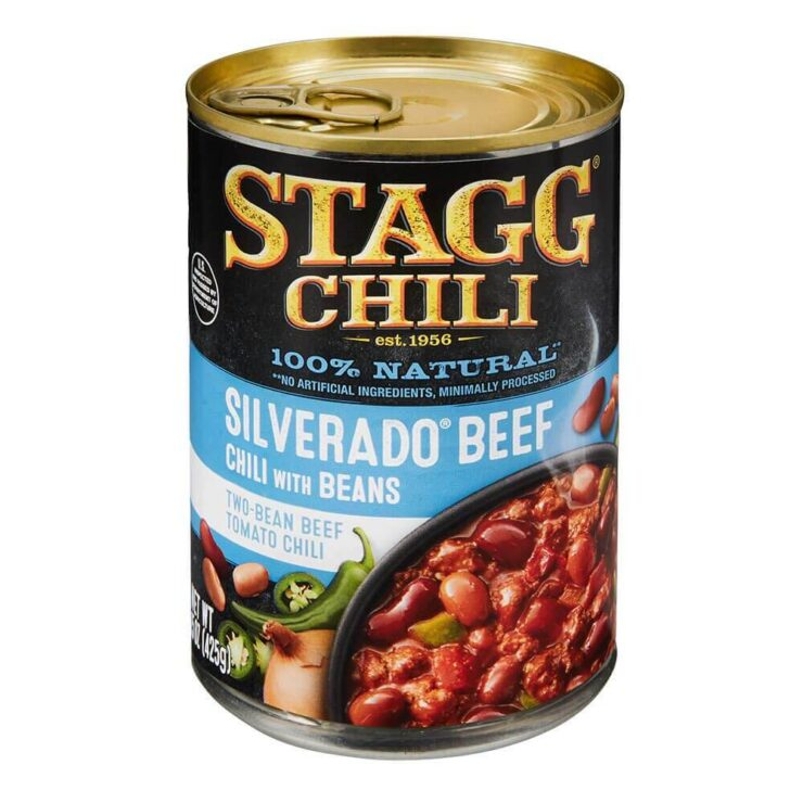 STAGG Silverado Beef Chili with Beans
