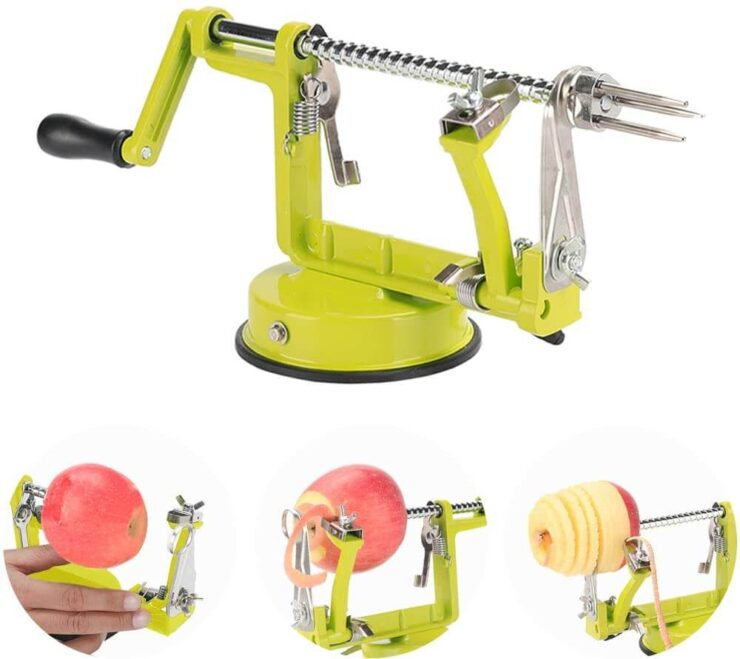 Apple Peelers by Gorgenius