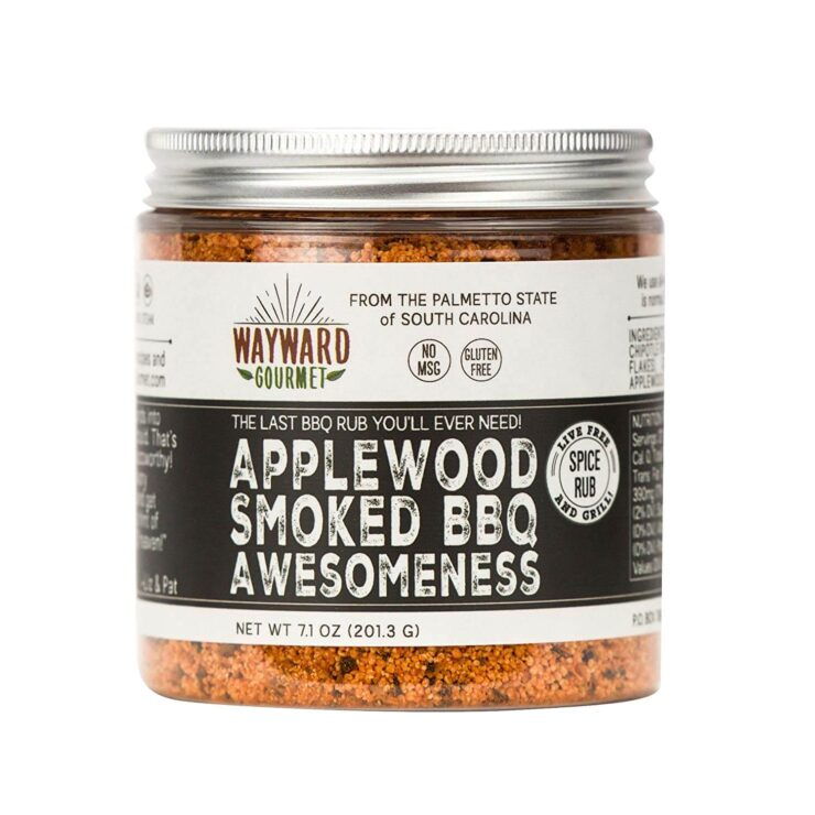 Applewood Smoked BBQ Awesomeness by Wayward Gourmet
