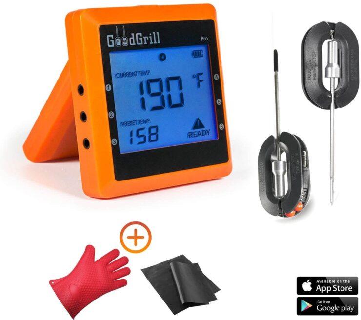 Good Grill Wireless Meat Thermometer