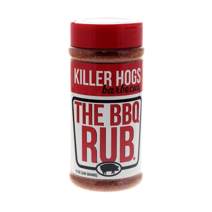 Killer Hogs The BBQ Rub