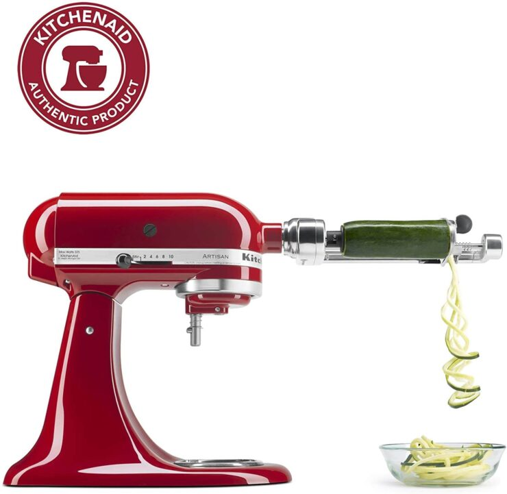 KitchenAid KSM1APR Spiralizer Attachment