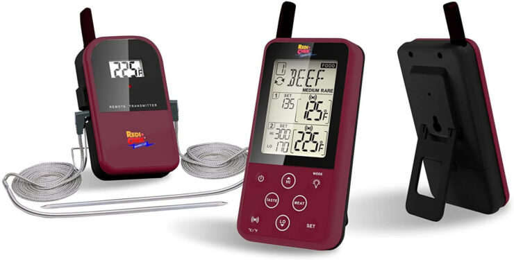 Maverick ET-733 Wireless Dual Probe Meat Thermometer