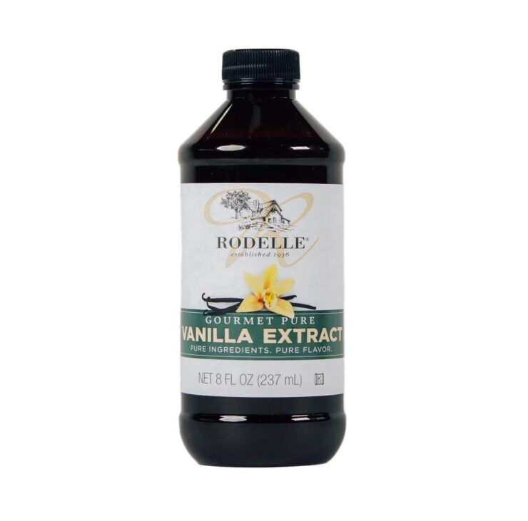 Rodelle Gourmet Pure Vanilla Extract