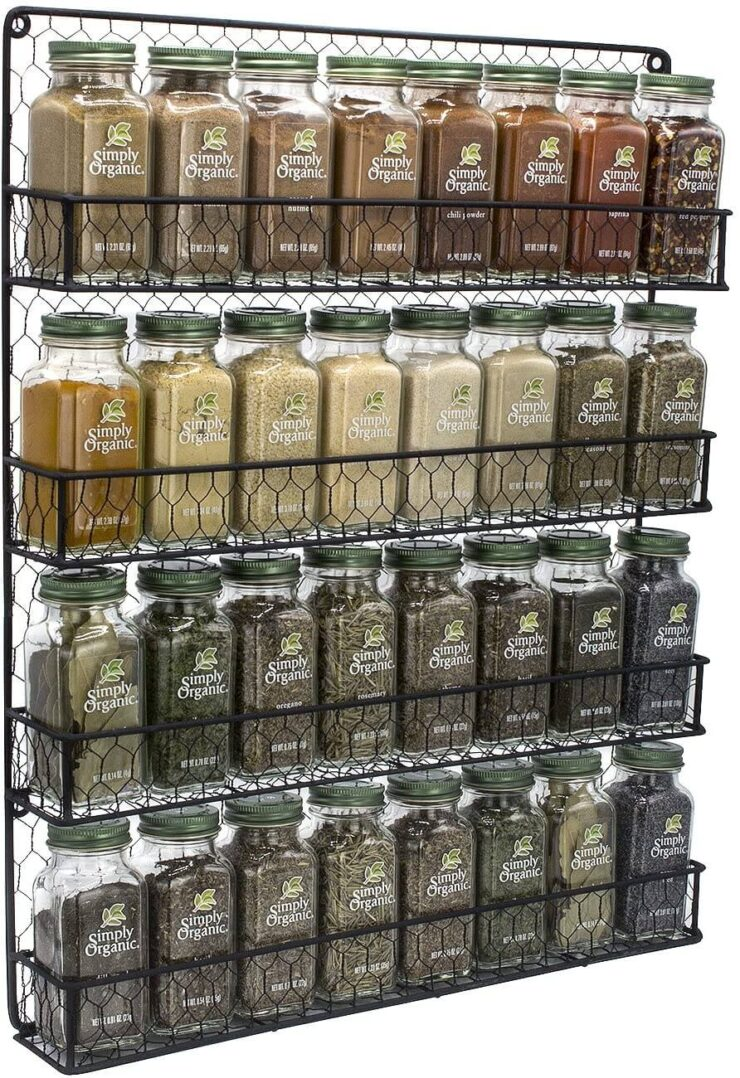 Sorbus Spice Rack Organizer