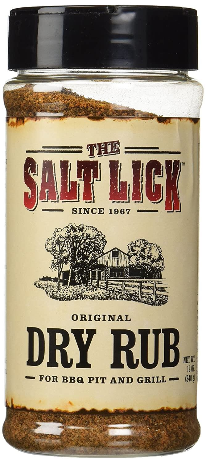 The Salt Lick BBQ Original Dry Rub