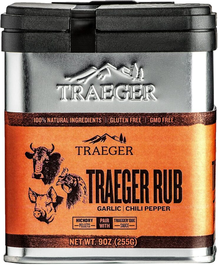 Traeger Grills SPC174 Seasoning and BBQ Rub