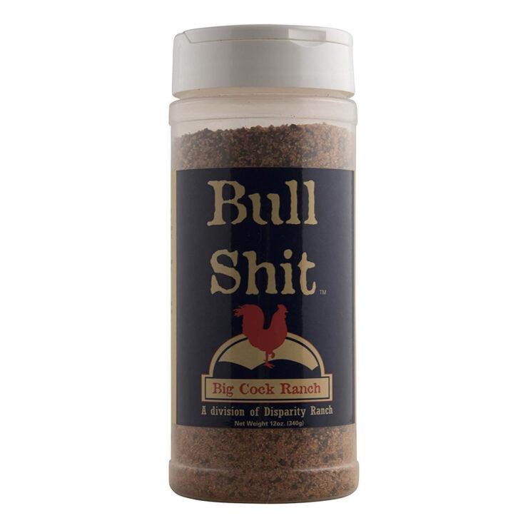 Bull Shit Steak Seasoning