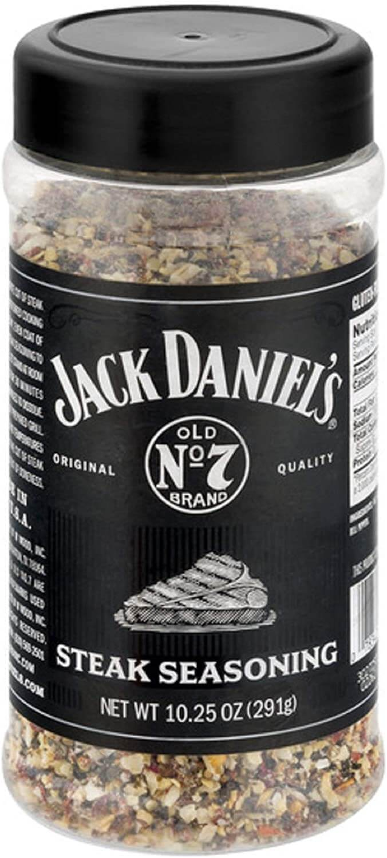 Jack Daniel's Original Quality Steak Seasoning