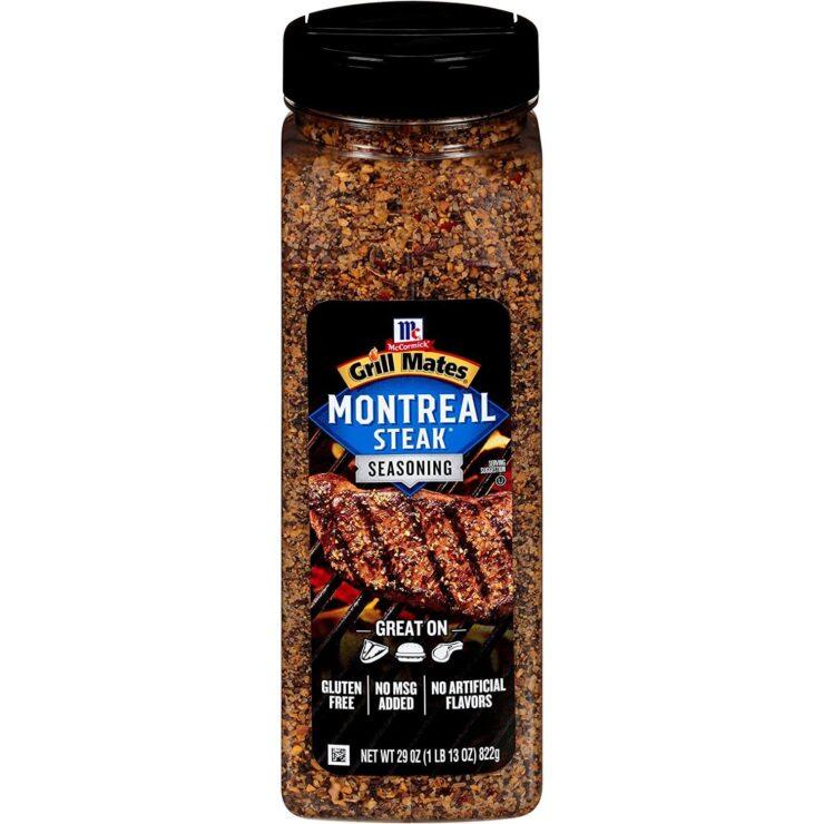 McCormick Grill Mates Montreal Steak Seasoning
