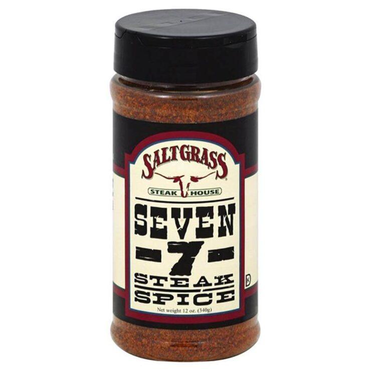 Saltgrass Seven -7- Steak Spice