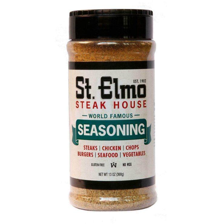 St. Elmo Steak House World Famous Seasoning