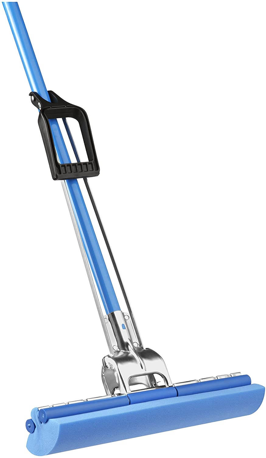 Vileda Industrial Janitor Roll-O-Matic Sponge Mop for Commercial Use