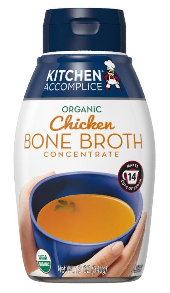 Kitchen Accomplice Chicken Bone Broth