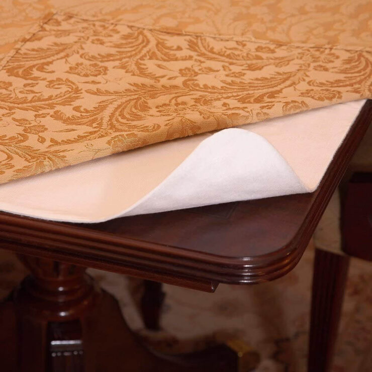 LAMINET Deluxe Cushioned Heavy Duty Table Pad