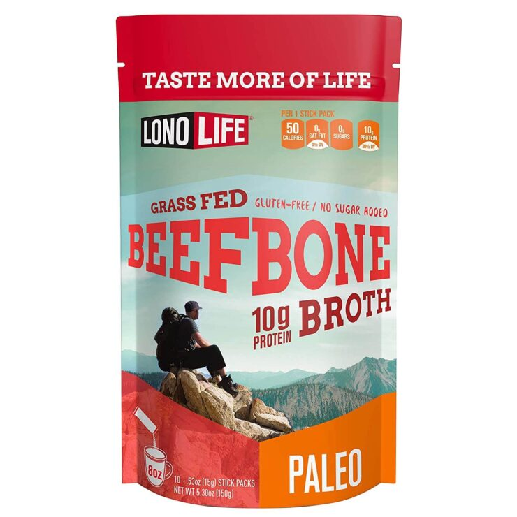 LonoLife Beef Bone Broth Powder