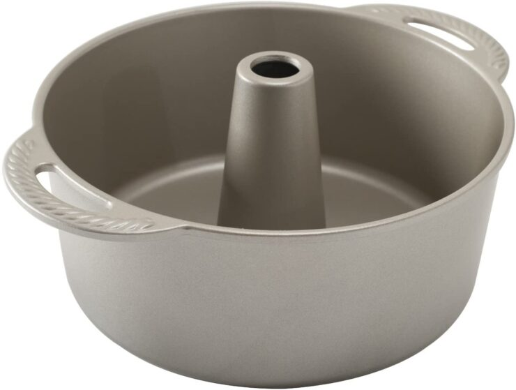 Nordic Ware Platinum Collection Angel Food Cake Pan