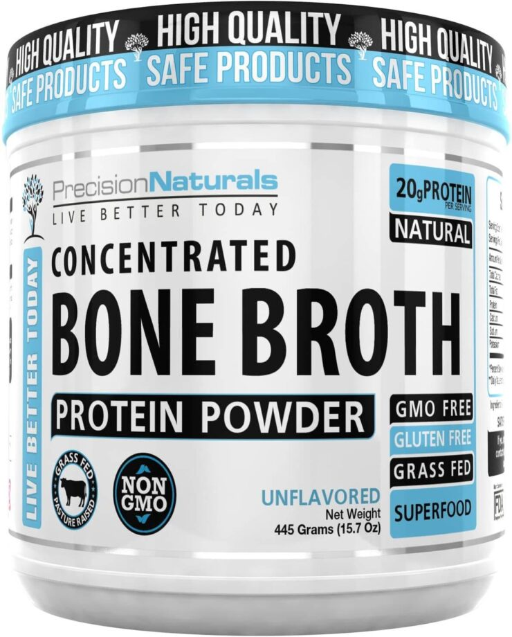Precision Naturals Bone Broth Protein Powder