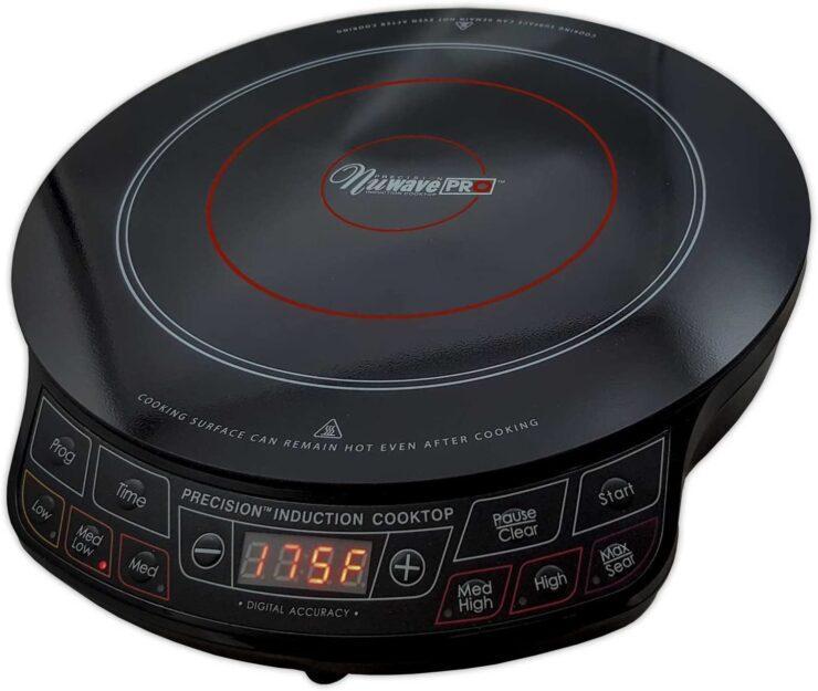 NuWave PIC Pro Highest Powered Induction Cooktop