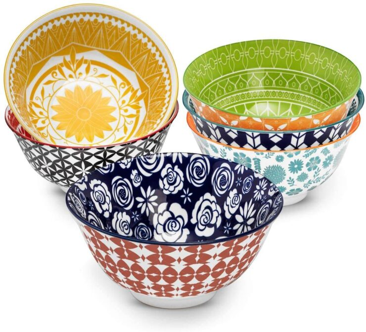 Annovero Cereal Bowls