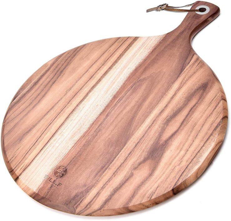 BILL.F Acacia Wood Pizza Peel