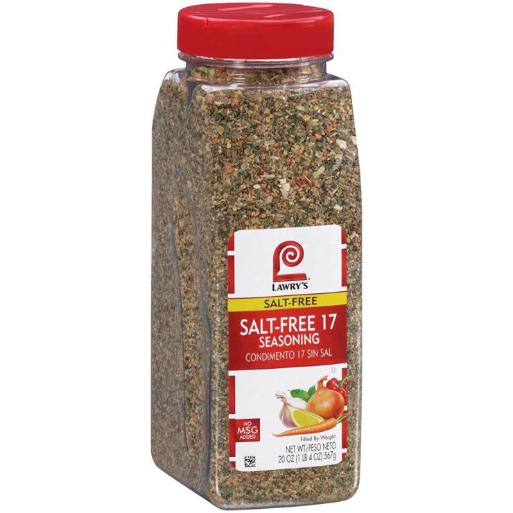 Lawrys Salt-Free 17 Seasoning