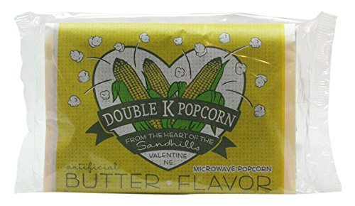 Double K Microwave Butter Popcorn