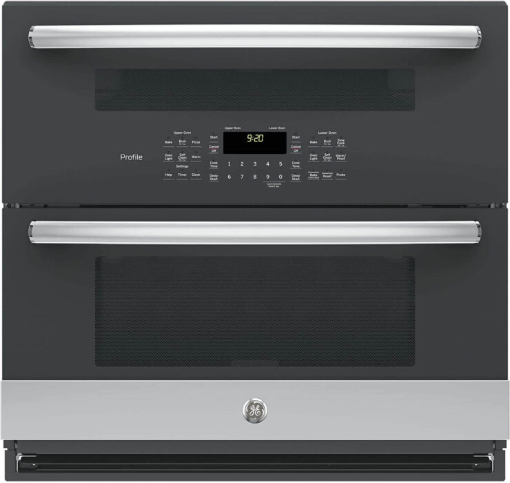 GE PT9200SLSS Electric Double Wall Oven