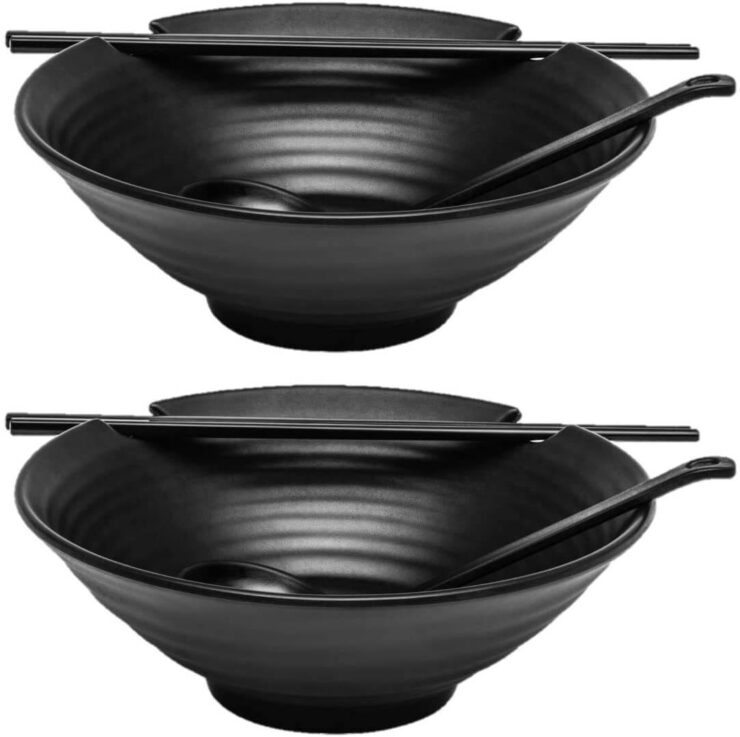 Kimi Cuisine Ramen Bowl Set