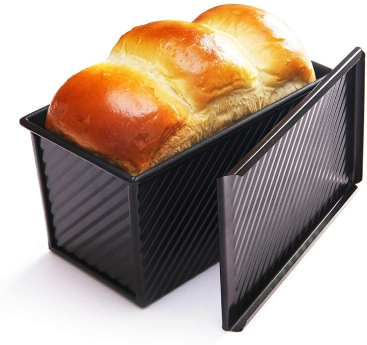 CHEFMADE Loaf Pan with Lid