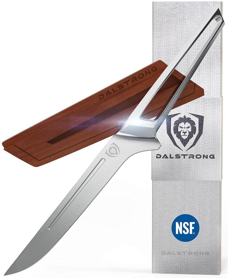 DALSTRONG Crusader Straight Boning Knife