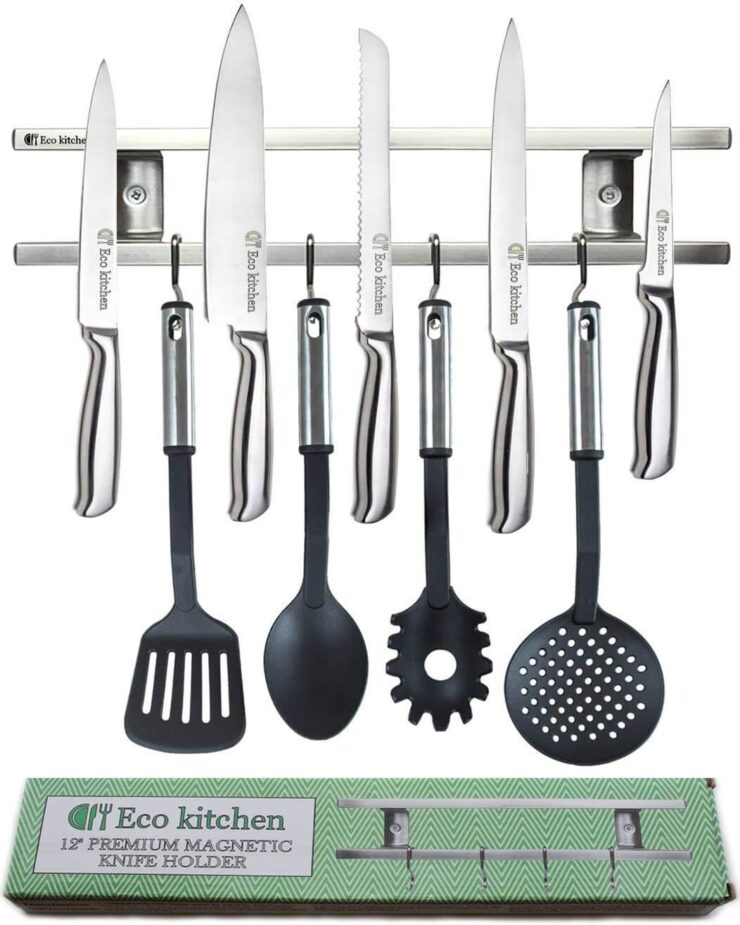 Eco kitchen magnetic knife Holder