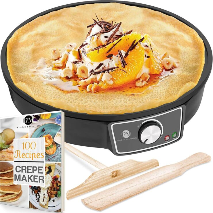 G&M Kitchen Essentials Pancake Griddle