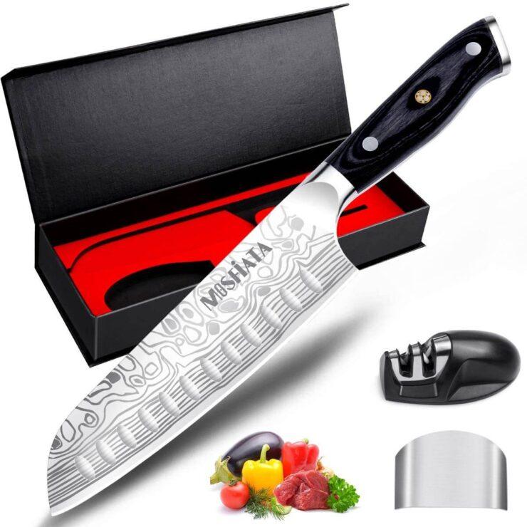 MOSFiATA Santoku Knife