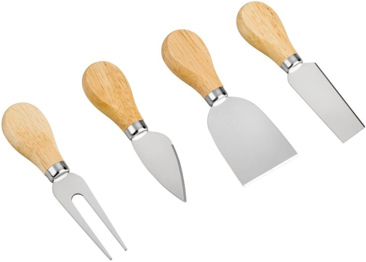 YXChome Cheese Knives Set
