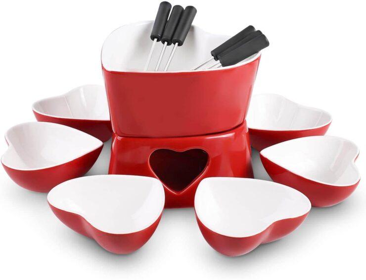Zen Kitchen Fondue Pot Set