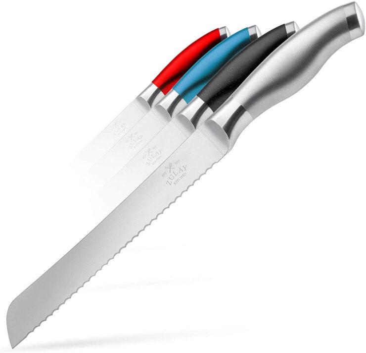 Zulay Serrated Bread Knife